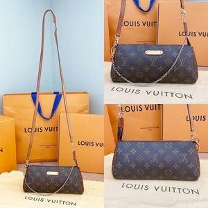 ♥️EVA CROSSBODY♥️Authentic Louis Vuitton Crossbody